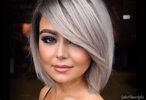 17 Hottest Short Bob with Bangs You'll See in 2020