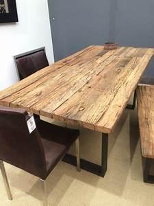 Esszimmertisch Selber Bauen : 17 ideen zu massiv tisch auf pinterest massivholztisch ~ Michelbontemps.com Haus und Dekorationen