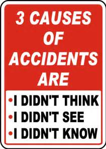 Funny Workplace Safety Slogans