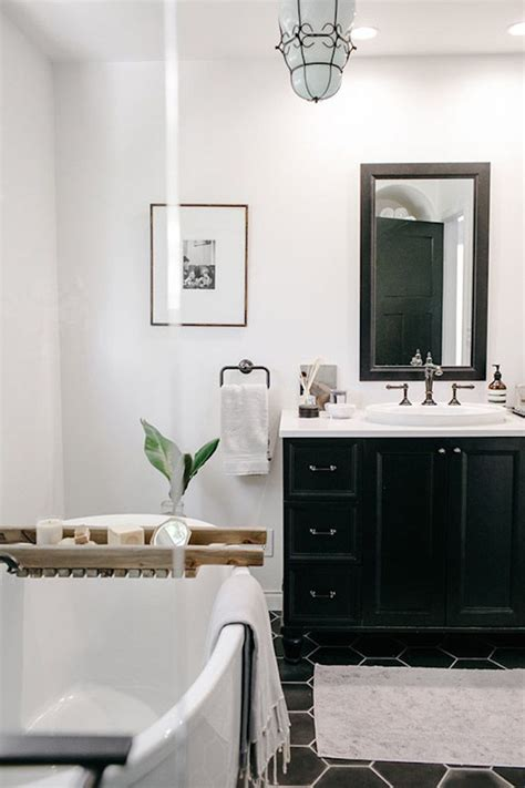 Alternatively, another idea is a glass shelf above the sink, or a set of shelves above the toilet. 15 Bathroom Wall Decor Ideas