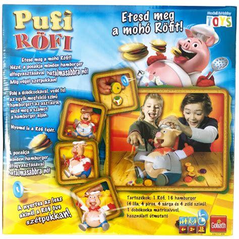 Pufi Röfi társasjáték vásárlás a Játékshopban