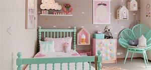 40 inspiracoes de quartos infantis femininos que fogem do With beautiful couleur pour salle de jeux 9 quelles couleurs pour une chambre de petite fille de 12