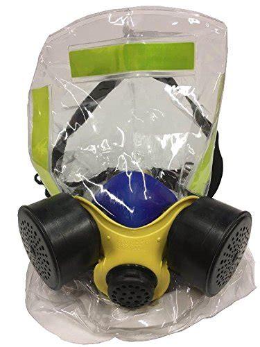 ievac   american certified smoke hoodfire mask