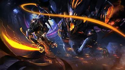 Legends League Wallpapers Yi Master Official Abyss