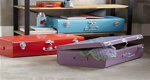 Malle De Rangement Ikea : malle mtallique amazing cantine metallique ikea malle fer rangement malle de rangement ~ Teatrodelosmanantiales.com Idées de Décoration