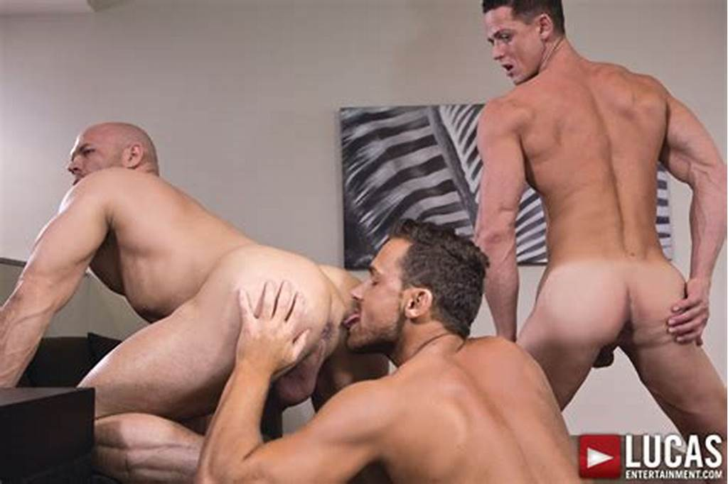#Marco #Milan #Logan #Moore #And #Ivan #Gregory #Suck #And #Fuck #Raw