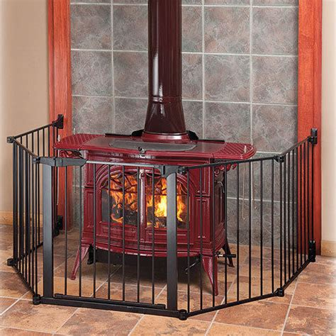 fireplace baby gate kidco g3100 auto hearthgate hearth gate place