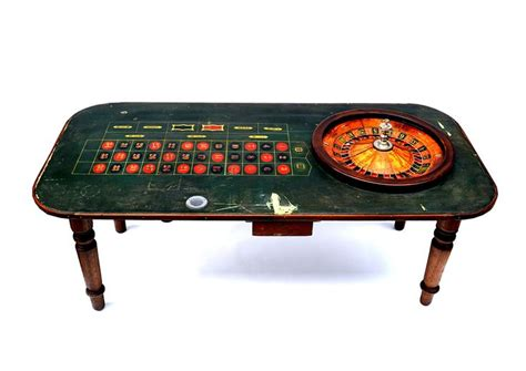roulette table for sale prohibition era roulette wheel game tables and wheels