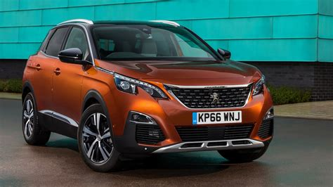 Review Peugeot 3008 by Review 2017 Peugeot 3008 Review