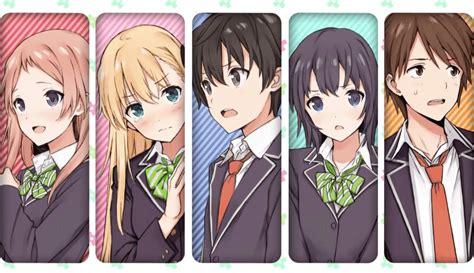 anime yang bertema gamers anime gamers umumkan jadwal tayang durasi tayang dan