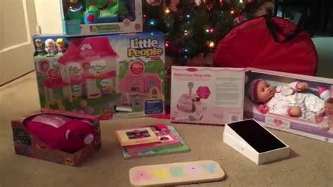 Christmas Gift Ideas For Toddler Girls!