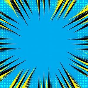 Abstract comic book background Vector | Free Download