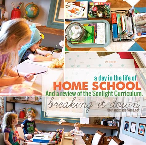 a day in the of home school and the sonlight 887 | 8483444148abd0c3a5bc208973d8d72f