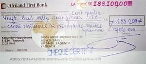 Mettre Un Cheque A La Banque : le ch que certifi c 39 est quoi ~ Medecine-chirurgie-esthetiques.com Avis de Voitures