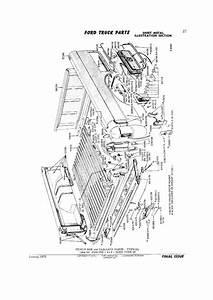 1964 Ford Custom Truck Parts Catalog