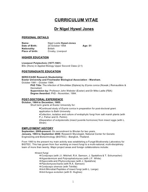 Bsc Biotechnology Fresher Resume by Bsc Biotechnology Sle Resume