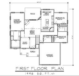 ranch floor plans with basement 1996sf ranch house plan w garage on basement 300 00 picclick