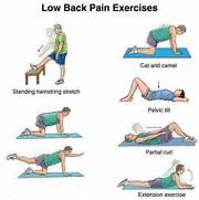 Back Strengthening Exercises  Lower And Mid Back Strengthening      Lower Back Stretches For Pain Relief