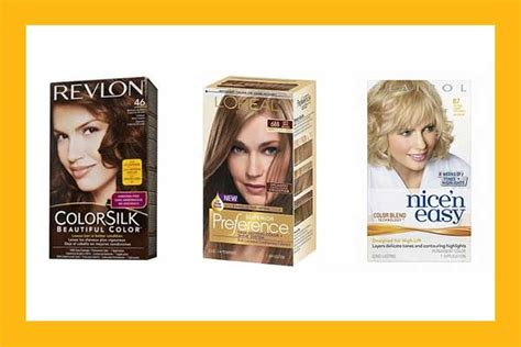 Comparing The Favorite At-home Hair Color Brands