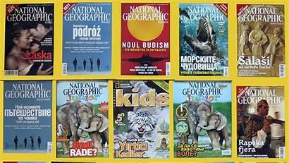 Geographic National Magazine 21st Century Fox Million