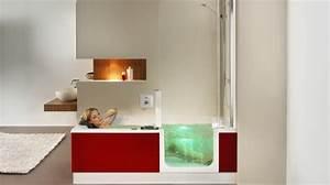 Baignoire Avec Porte Pour Senior : la baignoire porte accessibilit et s curit ~ Premium-room.com Idées de Décoration