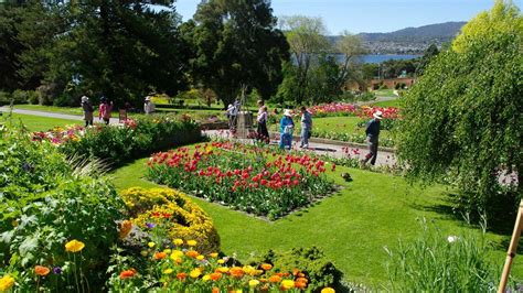 royal tasmanian botanic gardens hobart youtube