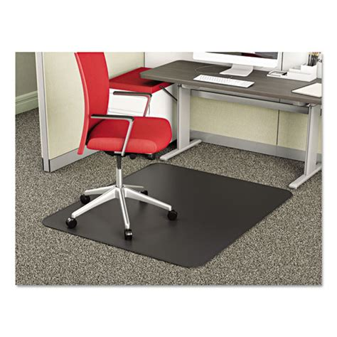 supermat frequent use chair mat medium pile carpet
