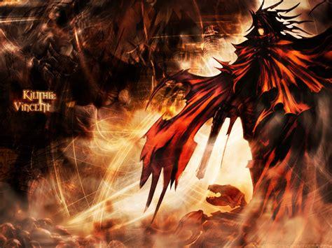 Final Fantasy VII: Dirge of Cerberus Wallpaper: Vincent ...