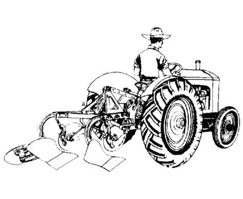 pin von essies kleurplatencoloringpages auf tractors