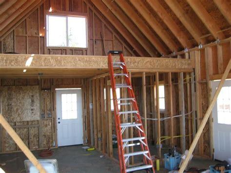 Loft Framing Loft After