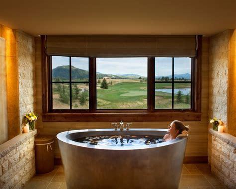 Stainless Steel Duet Japanese Bath   Mediterranean