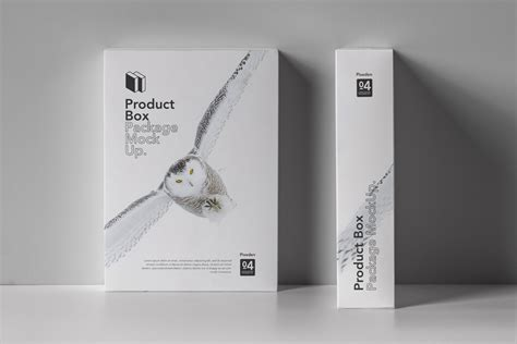 psd product box package mockup  psd mock  templates