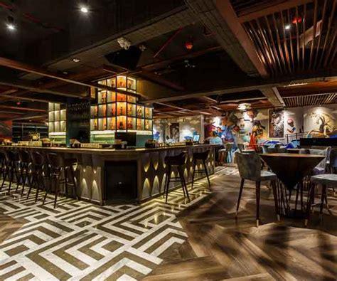 interior design   kamala mills restaurant  bar