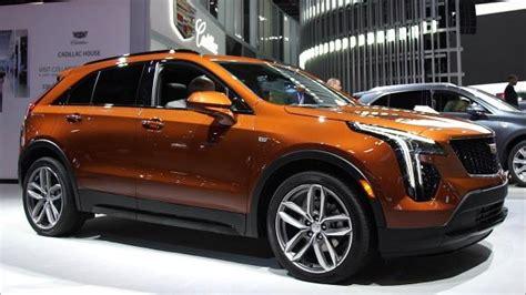 2020 Cadillac Xt6 Gas Mileage by 2018 New York Auto Show 2019 Subaru Forester