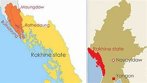 Myanmar Political Parties Call For Martial Law In Northern