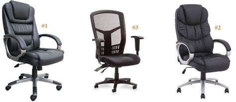 comfortable office chair 2016 reviews top and