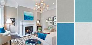Ideas For Living Room Colors: Paint Palettes And Color