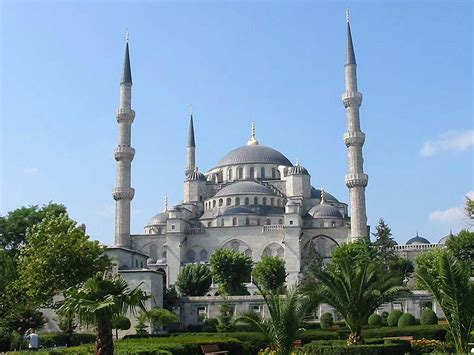 Top 10 Mosques Of Turkey Articles About Islam