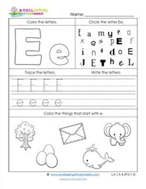 abc worksheets letter t alphabet worksheets a wellspring abc worksheets letter e alphabet worksheets a wellspring 30129