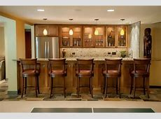 Home Bar Ideas for Any Available Spaces