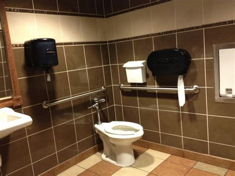 paper towel dispenser cleaning how to get out of the restroom with