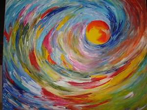 The Universe Planets Paintings - Pics about space