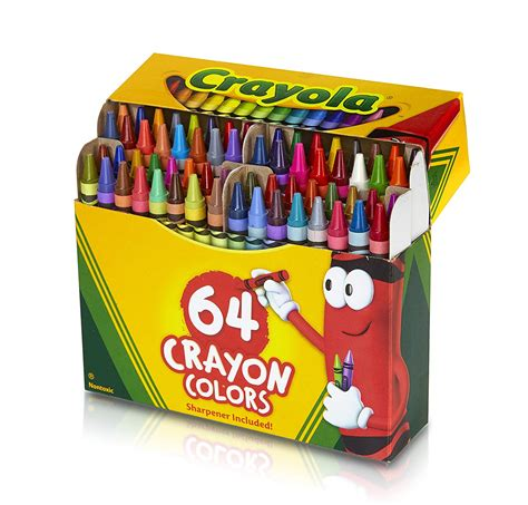 chocolate colored furniture crayola 64 ct crayons office color