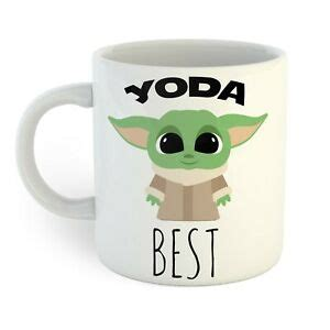 ***about our mugs*** we create our items to the highest standard possible by incorporating the best sublimation inks and mugs available. Yoda Best Coffee Mug   eBay