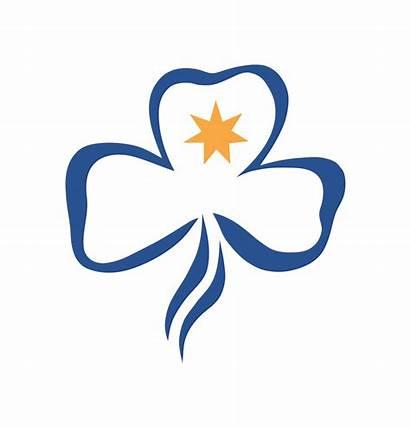 Trefoil Guides Guide Brownie Drouin Clipart Symbols