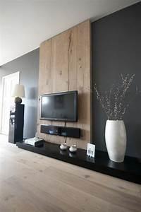 Wand Selber Bauen : tv wand selber bauen 80 kreative vorschl ge ~ Michelbontemps.com Haus und Dekorationen