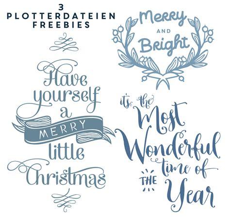 weihnachtliche plotterdateien happy serendipity