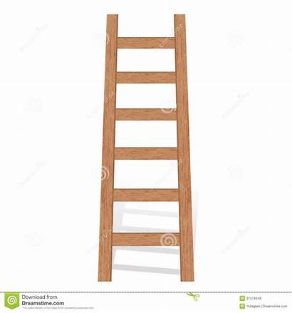 Ladder Wooden Clipart Illustration Vector Label Bottle