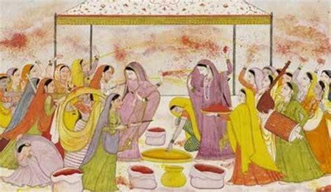 holi colorful hindu festival calendarlabs