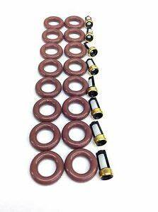 Fuel Filter 2007 F150 Truck : fuel injector repair kit o rings filters 2007 2010 ford ~ A.2002-acura-tl-radio.info Haus und Dekorationen